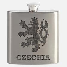 Vintage Czechia Flask