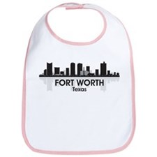 Fort Worth Skyline Bib