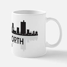 Fort Worth Skyline Mug