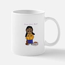 Funny Geek girls rule Mug