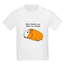 Dont bother me while Im eating! T-Shirt