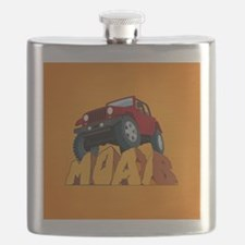 Moab Red Flask