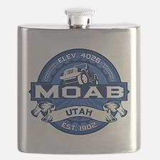 Moab City Logo Cobalt.png Flask