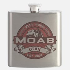 Moab City Logo Red.png Flask
