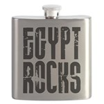 Egypt Rocks Flask