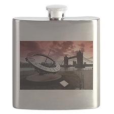 Tower Bridge London Flask