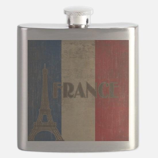 Vintage France Flask