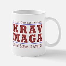 Krav Maga USA Mug