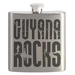Guyana Rocks Flask