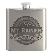 Mt. Rainier Ansel Adams Flask