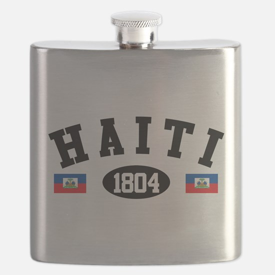 Haiti 1804 Flask