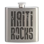 Haiti Rocks Flask