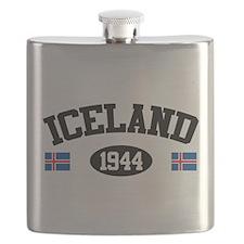 Iceland 1944 Flask