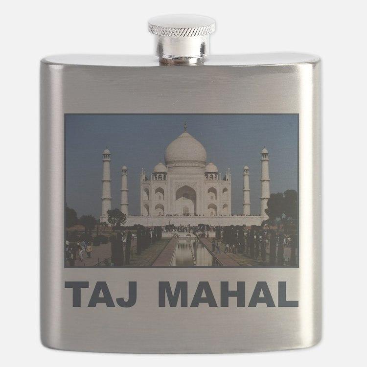 Taj Mahal Flask