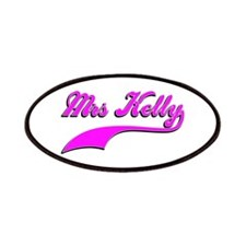 Mrs Kelly Patches