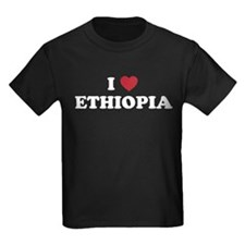I Love Ethiopia T