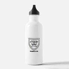 Unique Lawyer Water Bottle