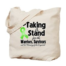 Taking a Stand Tote Bag