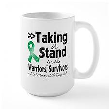 Stand Liver Cancer Mug