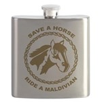 Ride A Maldivian Flask