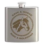 Ride A Moldovan Flask