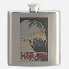 Unique Grand prix Flask