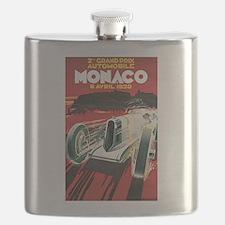 Monaco Grand Prix 1930 Flask