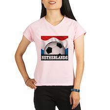 Football Netherlands Performance Dry T-Shirt