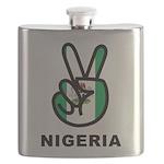 Nigeria Peace Flask