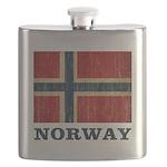 Vintage Norway Flask
