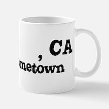 Merced     - hometown Mug