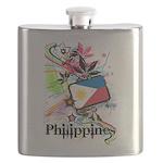 Philippines Flask