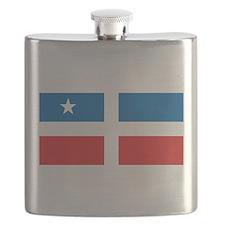 Lares Revolutionary Flag Flask