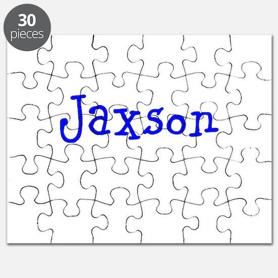 Jaxson Puzzle