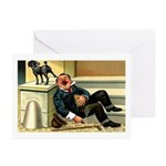 RUDE AWAKENING Greeting Cards (Pk of 10)