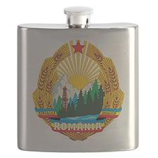 Cute Romanian Flask