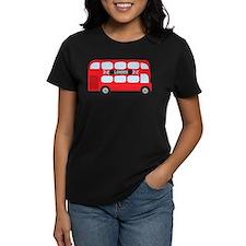 London Double-Decker Bus Tee