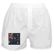 Vintage Australia Flag Boxer Shorts