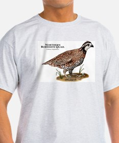 Northern Bobwhite Quail T-Shirt