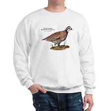 Northern Bobwhite Quail Sweatshirt