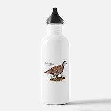 Northern Bobwhite Quail Water Bottle