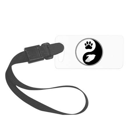 Universal Animal Rights Small Luggage Tag