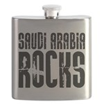 Saudi Arabia Rocks Flask