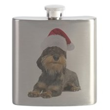 FIN-wirehaired-dachshund-santa-CROP.png Flask