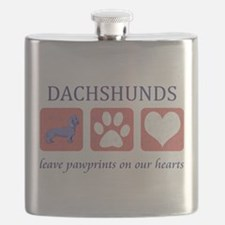FIN-dachshund-pawprints.png Flask