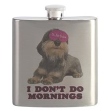 FIN-wirehaired-dachshund-mornings.png Flask