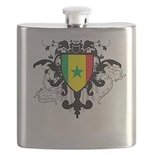 Stylish Senegal Flask