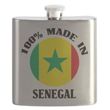 Made In Senegal Flask