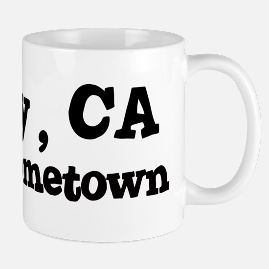 Pedley - hometown Mug