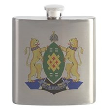 Johannesburg Coat Of arms Flask